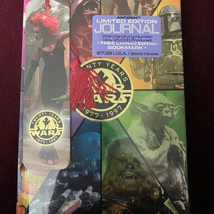Star Wars Limited Edition Journal (in plastic)